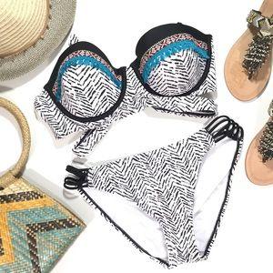 Hula Honey Bikini Set